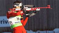 Biathlon-WM Ruhpolding - Norwegen holt Gold