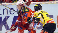 Eishockey Liga - Play-Off-Teams fix