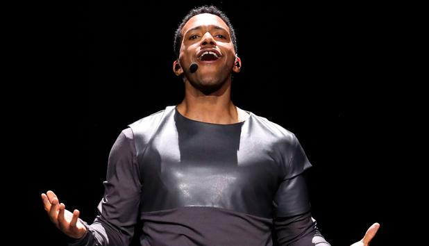 Song Contest - Cesar Sampson schafft es ins Finale