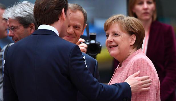 Kurz ist Deutschen lieber als Merkel