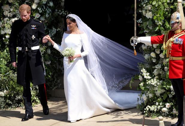 Harry U0026 Meghan: Sie Sind Verheiratet!