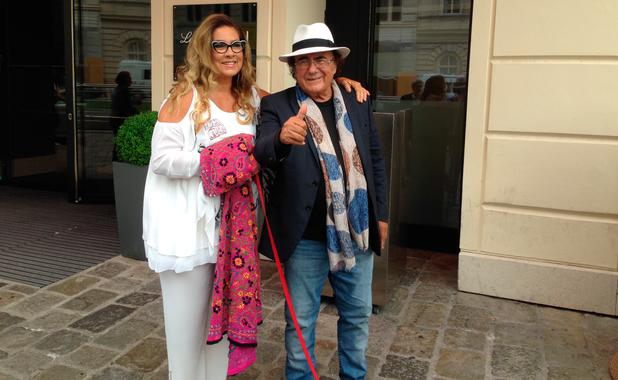 Romina Power Und Al Bano Im Interview News At