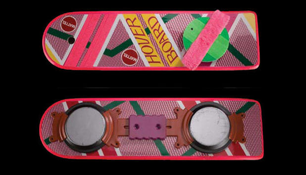 Back To The Future Hoverboard Im Anflug Newsat