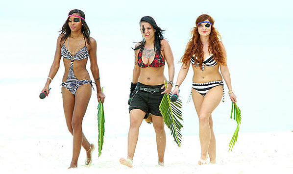 Sexy Brazilian TV Show Sexy Show