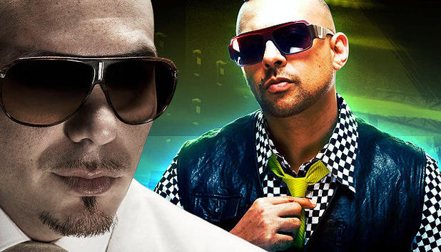 Pitbull & Sean Paul - Superstars rocken Graz & Wien