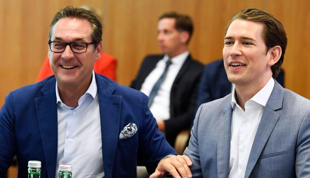 Österreich steht hinter Schwarz-Blau