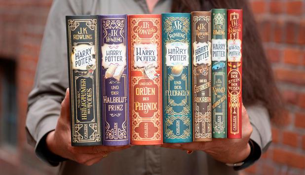 Die besten geschenke fur harry potter fans
