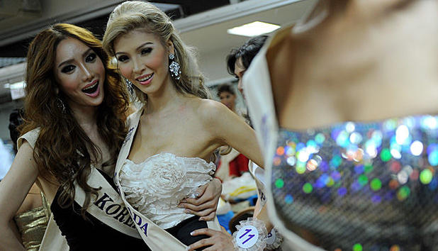 Miss Universe Canada - Transsexuelle Miss?