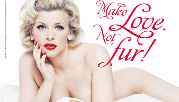 Peta - Make Love. Not fur!