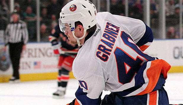 NHL Eishockey - Grabner siegt in Florida