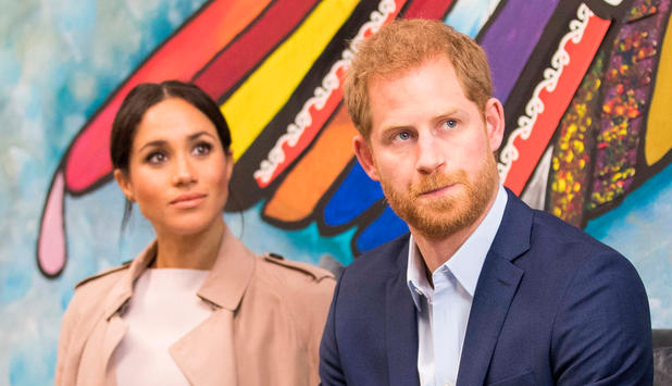 Abschied - Meghan & Harry: Traurige Trennung