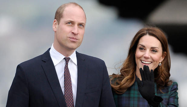 Royals in Schottland- Kate & William plaudern über Louis & George