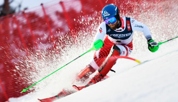 Ski-WM - Marco Schwarz holt Bronze in Kombination