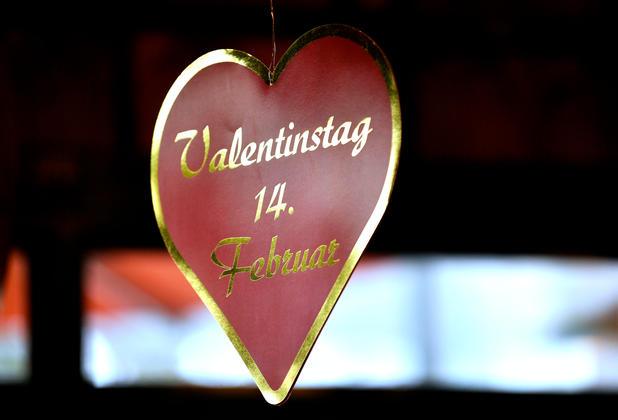 Entstehung des valentinstag