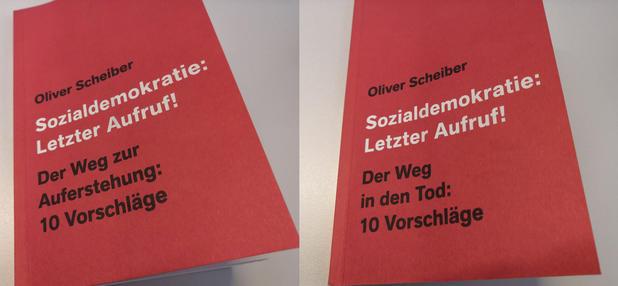 Oliver Scheiber - Sozialdemokratie Letzter Aufruf
