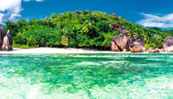 Reisen - Seychellen: Ticket ins Paradies