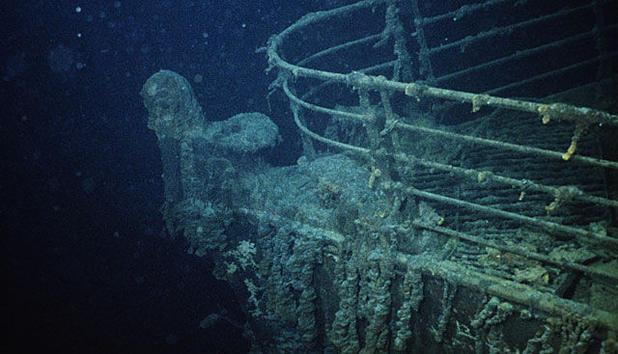 """UNESCO Schützt """"Titanic"""" • NEWS.AT"""
