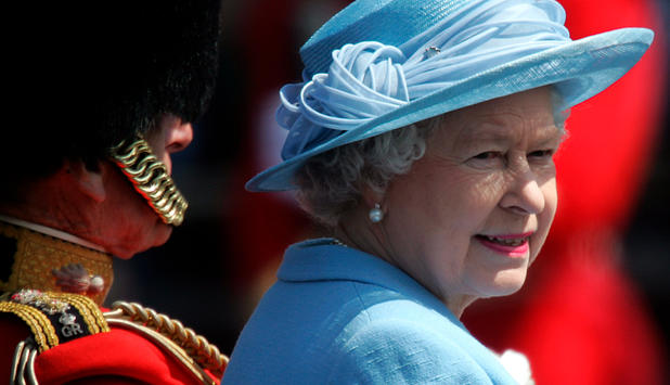 Trooping the Colour - So feiert die Queen mit ihren Enkelkinder