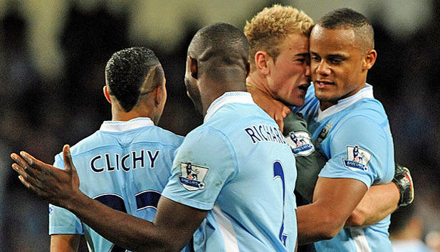 Derby in Manchester - 1:0-Sieg für Manchester City