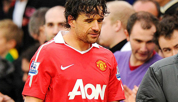 Manchester City - Owen Hargreaves geht