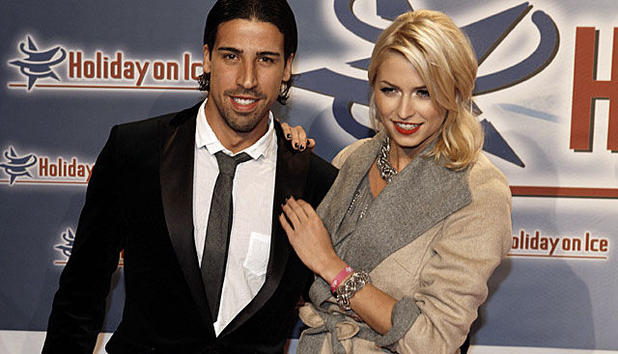 Gercke & Khedira - Powerpaar will heiraten