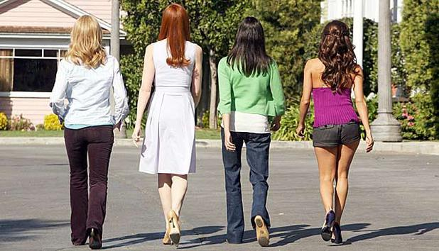 Desperate Housewives - Dramatisches Serienfinale