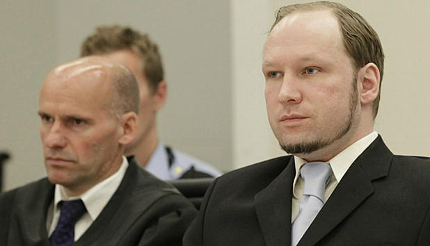 "Anders Behring Breivik - ""Nationales Trauma"""
