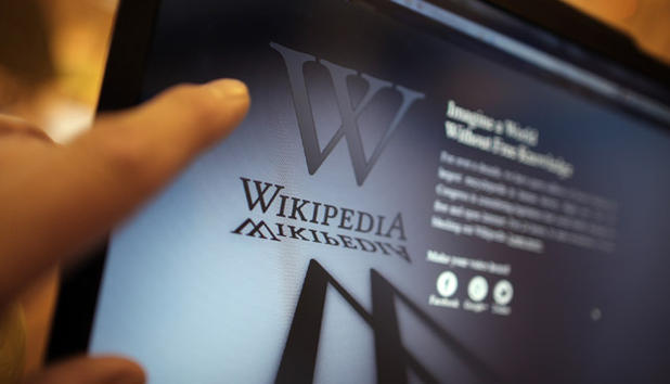 Wikipedia - Offline in Russland