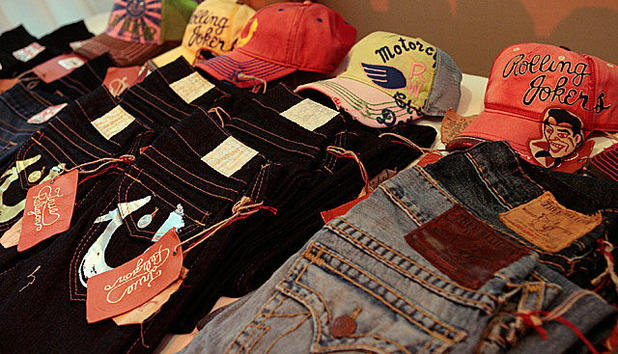 True Religion in Wien - Hippie-Flair in Denim