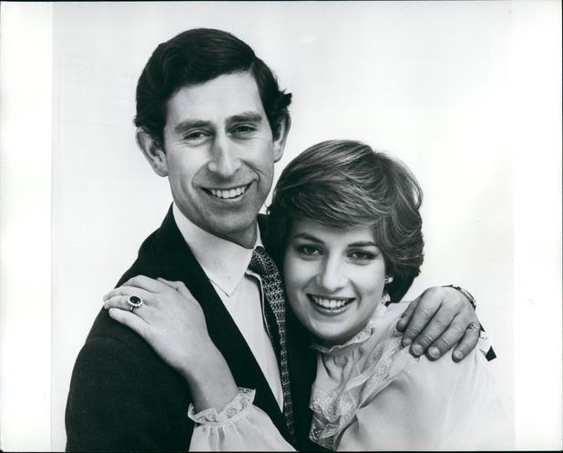 So lernte Lady Diana ihren Prinz Charles kennen: Er datete die Schwester
