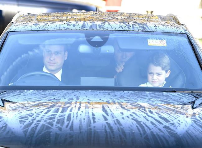 Prinz Harry mit Familie in Kanada