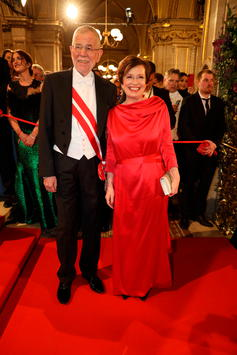 Promis Politiker Prunk Das War Der Opernball 2020 News At