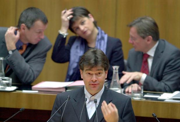 Werner Kogler 2001