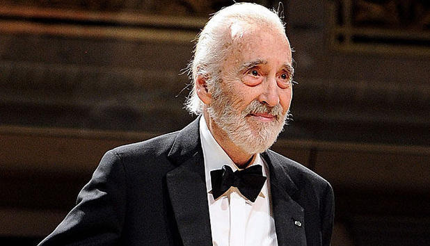 Christopher Lee - Vampir mit Noblesse