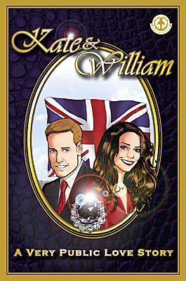 Will & Kate als Comic