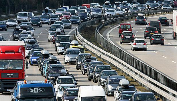Verkehr Staus Am Wochenende Newsat