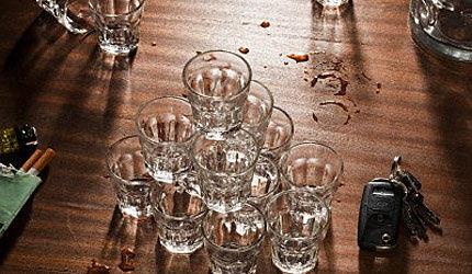 Mit einführen tampon wodka Wie führe