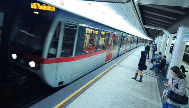 Wiener U Bahn U6 Teilsperre Beginnt Newsat