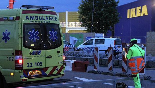 Schwedisches Möbelhaus Nächste Explosion Bei Ikea Newsat