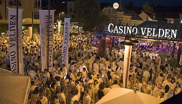 Fête Blanche - Ein Fest in Weiß • NEWS.AT