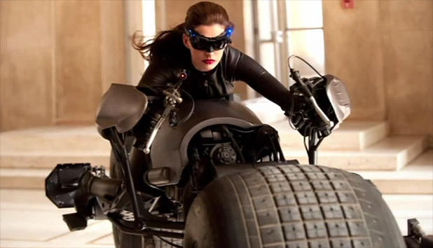 """The Dark Knight Rises"" - Hot, hotter, Catwoman!"