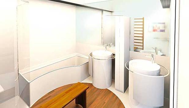 badezimmer 3x3 meter – edgetags, Badezimmer ideen