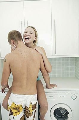 Sex Auf Waschmaschine