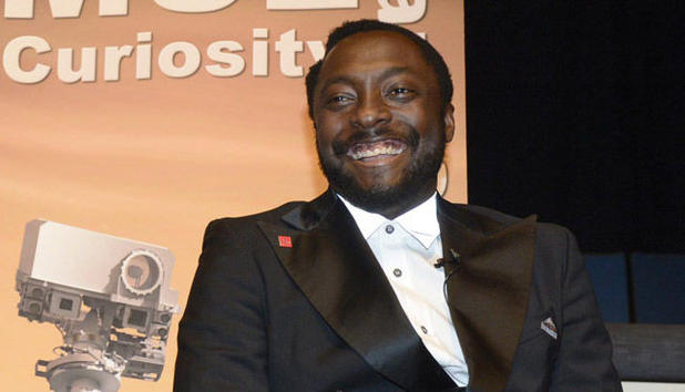 Will.i.am - Single-Release am Mars