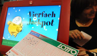Themenbild Lotto Vierfachjackpot