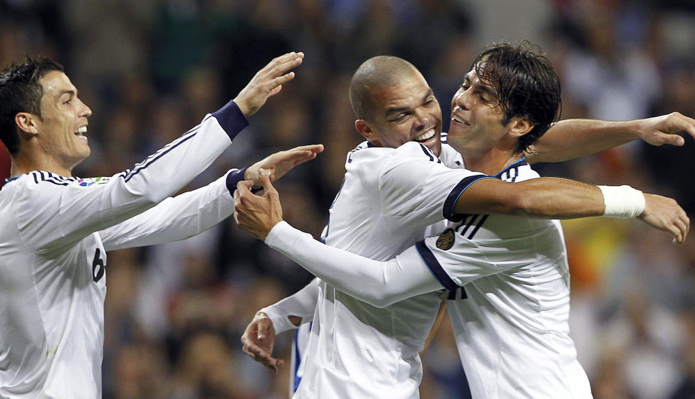 real madrid manchester city zdf