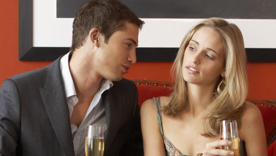 Flirt tildelt mann
