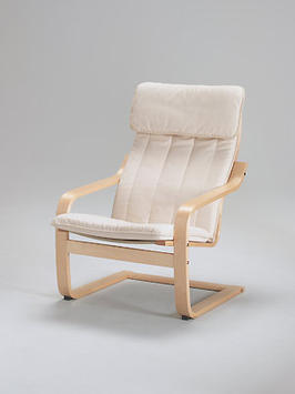 Ikea relaxsessel poäng  Poäng schwingsessel – Motor und Kraft