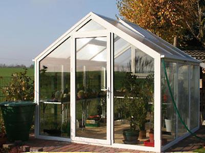 Das Gewachshaus Der Traum Eines Hobbygartners Haus Garten