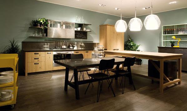Diesel Social Kitchen - Neuer Küchen-Schick • NEWS.AT